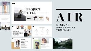 Air Free Powerpoint Template Just Free Slides