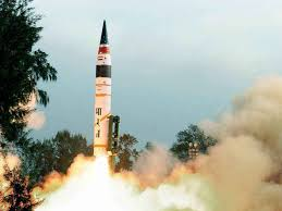 missile development programme of essay agni v missile s pride tech nutty