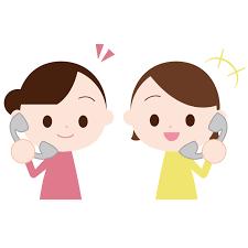 「イラスト 電話相談」の画像検索結果