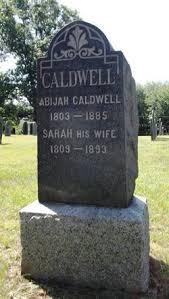 Abijah Caldwell (1803-1885) - Find A Grave Memorial