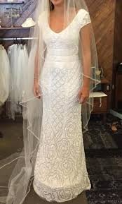 Theia Lilia Wedding Dress Used Size 6 1 000 Dresses