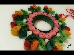diy colorful paper wall hanging paper craft for home decor paper quilling art you