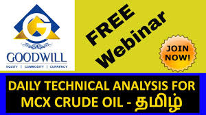 mcx goodwill modities day trading chart lesson english chennai tamil nadu india