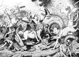 некоторые секреты скандинавской мифологии