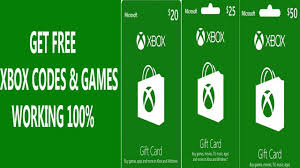 get it now how to get free xbox gift cards codes or xbox games on xbox one working 100