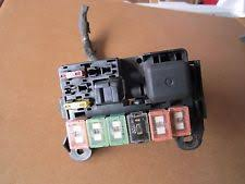 mazda mx 3 electric vehicle parts 1992 mazda mx 3 mx3 under hood fuse box w lid wire harness
