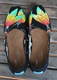 Dream Catcher Toms Rasta style Dream Catcher TOMS B Street Shoes 37