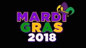 Resultado de imagen para mardi gras 2018 hours ago