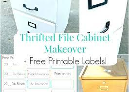 hon file cabinet label template drawer fresh filing labels