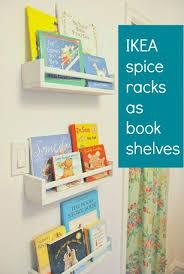 ikea e racks for books