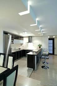 kitchen cool ceiling lighting. Kitchen Ceiling Lights Modern Ideas Idea Of  The Day Two Tone Cool Lighting I