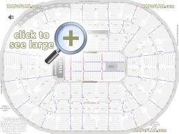 Wizards Seating Chart With Rows Unexpected Verizon Center Concert Seating Chart Rows Verizon