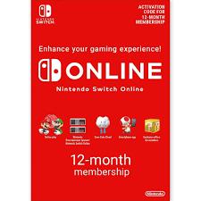 Amazon.com: Nintendo Switch Online - 12 ...
