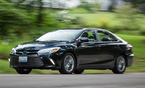 2017 Toyota Camry Hybrid Test | Review | Car and Driver