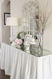 table for entryway. Entryway Table With Glass Top Gala For