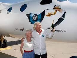 Virgin-Gründer Richard Branson: Mutter ...