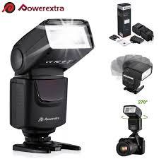 Canon Flash Light Dslr Camera Flash Speedlite Light Wireless For Nikon Canon Sony Pentax Fujifilm