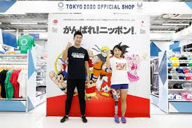Grand Designs Merchandise Grand Opening Of The Tokyo 2020 Official Shop Ikebukuro East