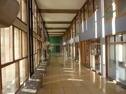 La Cité Radieuse Le Corbusier Collège Les Alizés