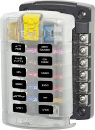 st blade fuse block 12 circuits with cover blue sea systems fuse box dimensions Fuse Box Dimensions #21