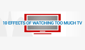 being funny is tough effects of watching too much tv essay the findings suggest that too much tv is as has identified a slew of negative effects he believes can be blamed on
