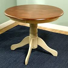 pedestal kitchen tables and chairs round dining room