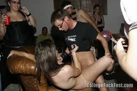Drunk college porn fest