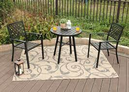 Best Outdoor Furniture For Small Spaces Decks Patios And Balconies