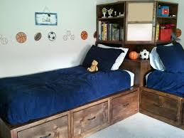 corner twin beds with storage. Wonderful Twin Twin Corner Storage Bed For Beds With