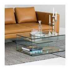 gem coffee tables transpa glass