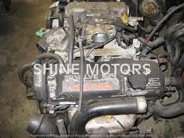 USED ENGINE TOYOTA 2E 1.3 TURBO   Shine Motors