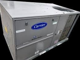 carrier 4 ton ac unit. Exellent Unit NEW CARRIER 50KC 4 TON PACKAGED ROOFTOP AC UNIT 47500 BTU W ELECTRIC HEAT Intended Carrier Ton Ac Unit I