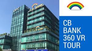 E CB Bank Head Office Tour  360 VR Video