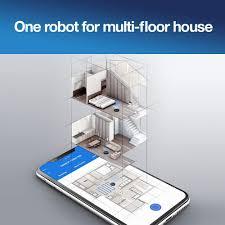 Robot Robot Deebot Ozmo 950 hút bụi và lau nhà