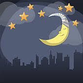 night clipart. Contemporary Night Good Night Emoticon Intended Night Clipart N
