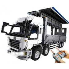 <b>Конструктор Lepin 23008</b> Wing Body Truck - Technic 1389 купить с ...