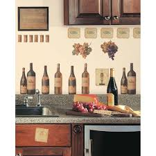 Kitchen Wall Hanging Design Stunning Kitchen Wall Ideas With Scissors And Knife Above