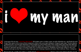 I Love My Man Quotes Mesmerizing I Love My Man Email Templates Themes For Gmail Customize Your