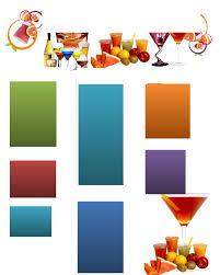 the drinks bar menu template can help you make a professional and drinks bar menu template