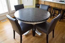 outdoor tablecloths round 70 inch tablecloth black color with white polkadot motive random 2 kitchen table covers vinyl