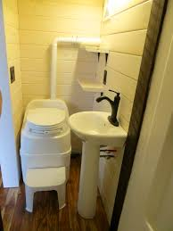 Small Picture tiny house bathroom under stairs Brightpulseus