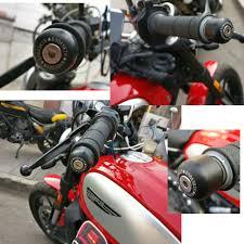 <b>KODASKIN Motorcycle</b> CNC Aluminum <b>Handle Bar</b> End Plug Hand ...