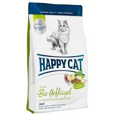 Купить Happy Cat <b>La</b> Cuisine Bio Geflugel корм для <b>кошек</b> без ...