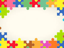 Colourful Puzzles Powerpoint Template Powerpoint Themes