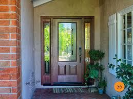 3 panel exterior sliding door 36x80 therma tru fcm912 fiberglass exterior door with sidelights installed in pella 3 panel sliding patio door modern 3 panel