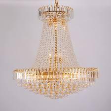 modern crystal pendant chandelier