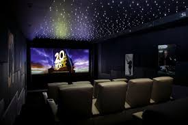 movie room lighting. Star Lit Ceiling With Black Walls Movie Rooms Room Lighting T