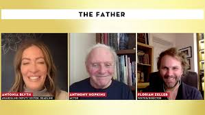 The father is based on a 2012 theatrical play le père, written by the director of the film, florian zeller himself. The Father Anthony Hopkins And Florian Zeller Interview Contenders Deadline