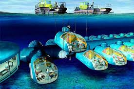 hydropolis underwater resort hotel. The Poseidon Underwater Resort, Fiji. Spectacular Hotels Hydropolis Resort Hotel