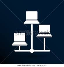 computer network icons stock images royalty images vectors network vector icon networking wired lan web